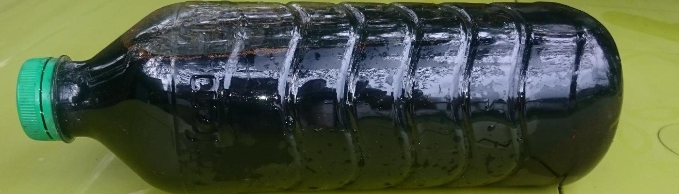 bouteille de lombrithé