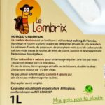 notice utilisation Lombrix