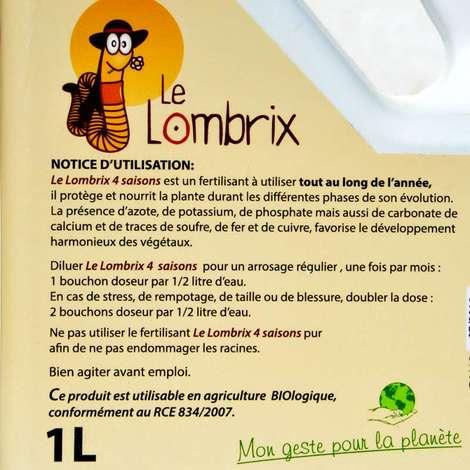 Notice lombrithé breton