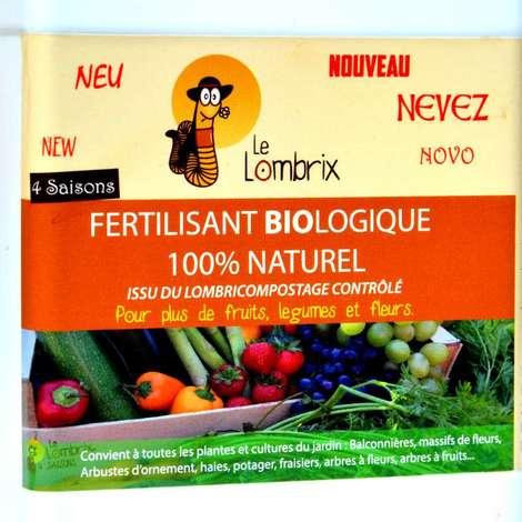 jus de compost breton Le Lombrix