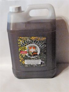 bidon de 5 litres de Jus de Compost Ferme Lombricole des Savoie